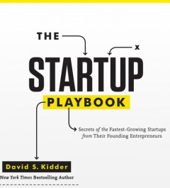 The Startup Playbook by David Kidder