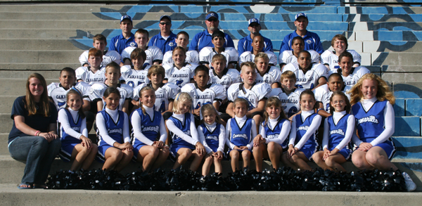 2008 Camarillo Roadrunners Junior White