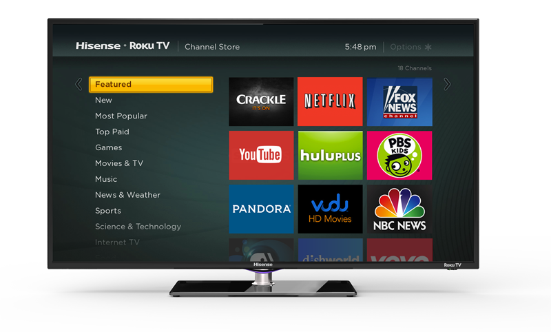The Roku TV - yet another smart TV
