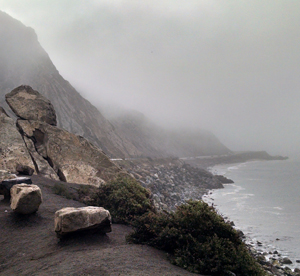 Point Mugu Rock to Malibu