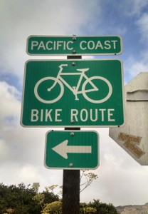 Pacific Coast Bike Route - Ventura County