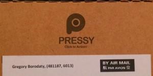 Pressy Package