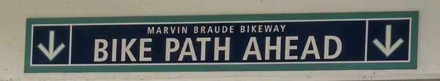 Marvin Braude Bike Path