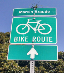 Marvin Braude Bike Trail