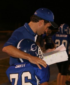 Coaching under the lights