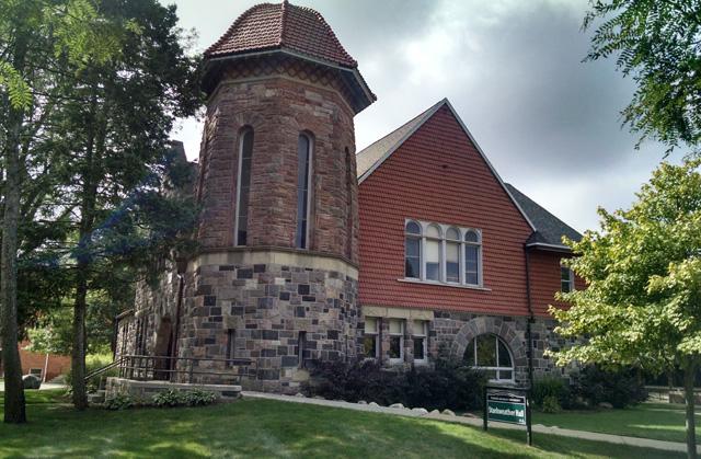 Starkweather Hall - Eastern Michigan University