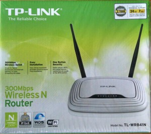 How to install dd-wrt on tp-link tl-wr841n v10 wireless router.