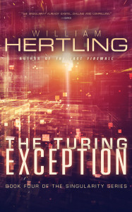 The Turing Exception by William Hertling