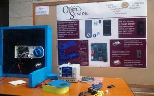 ECE189 Capstone Project - Open Sesame