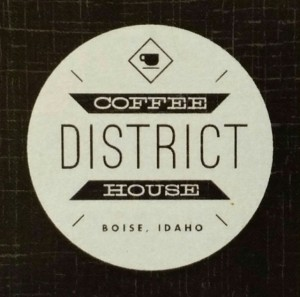 District Coffee House, Boise ID