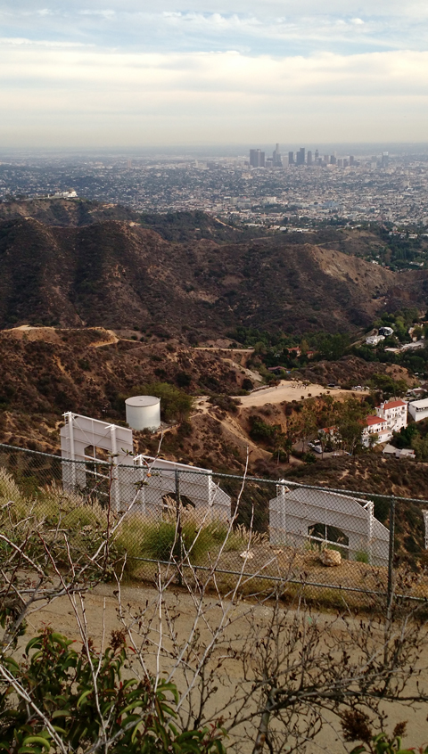 Hollyridge Trail - Hollywood Sign, Griffith Observatory, Downtown Los Angeles