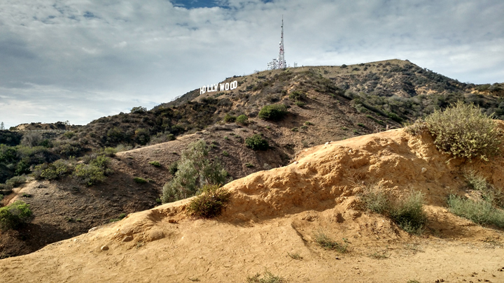 Hollyridge Trail - The Hollywood Sign