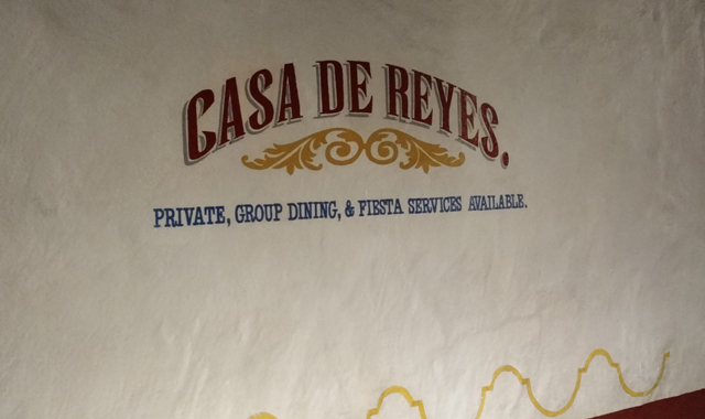 Casa De Reyes in Old Town San Diego
