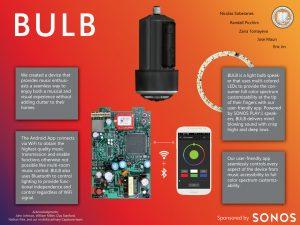 ECE189 Capstone Senior Project - BULB