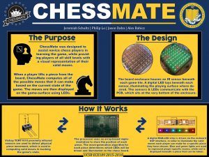 ECE189 Capstone Senior Project - Chessmate