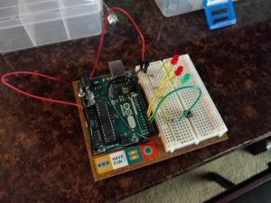 Arduino Novice Project