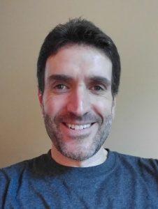 "Gregg Borodaty with a ""trimmed"" beard"
