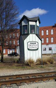 Historic Depot Town - Ypsilanti, MI