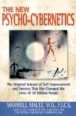 Book cover for The New Psycho-Cybernetics by Dr. Maxwell Maltz