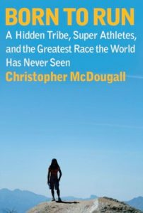 Born To Run by Christopher McDougall cover