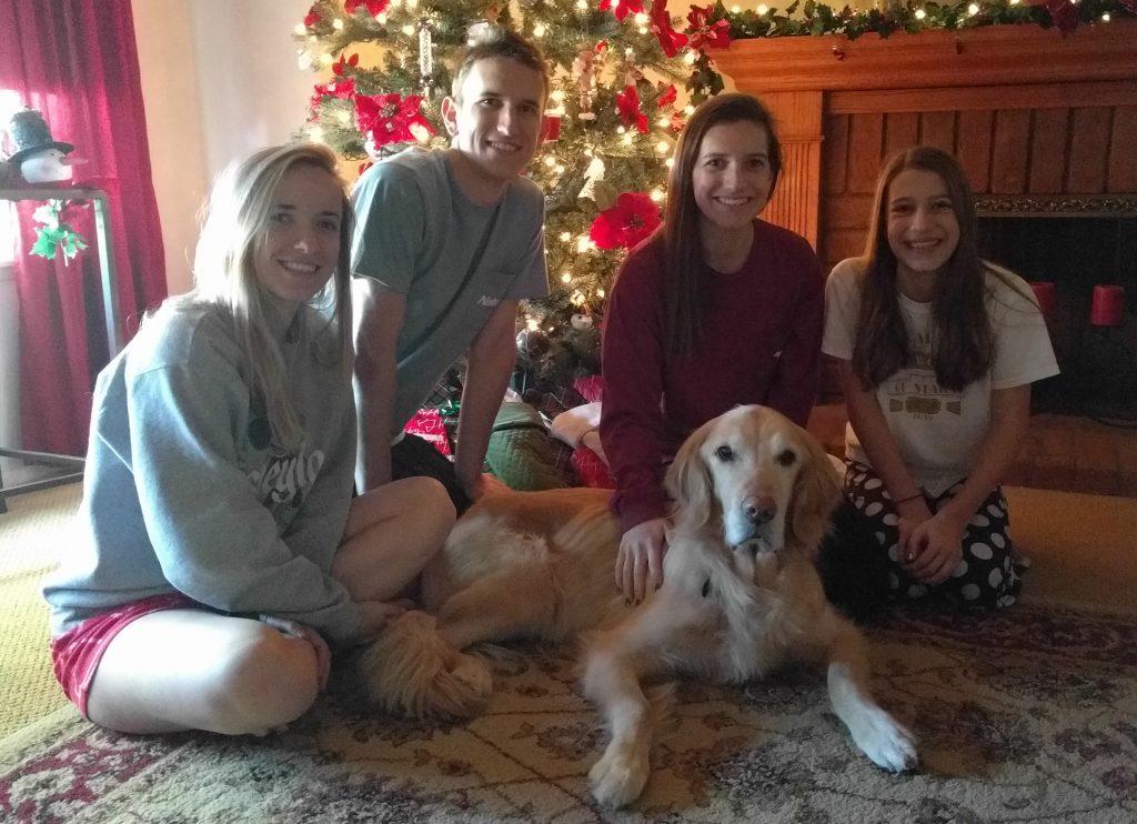 Blake Christmas 2016
