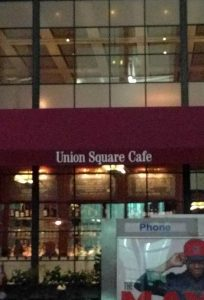 Union Square Cafe - New York City