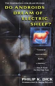 Book cover for Do Androids Dream of Electric Sheep by Philip K. Dick