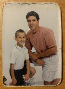 Gregg Borodaty and Brad Borodaty - July 2005