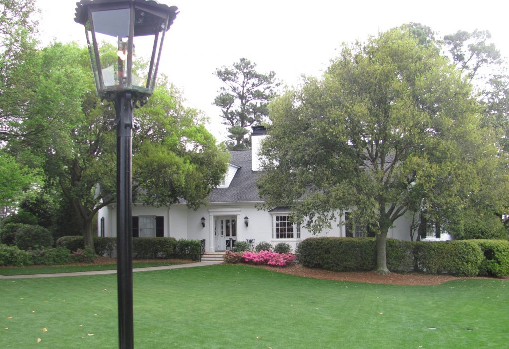 Butler Cabin at Augusta National