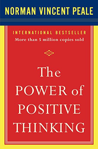 Book cover for The Power of Positive Thinking by Dr. Norman Vincent Peale