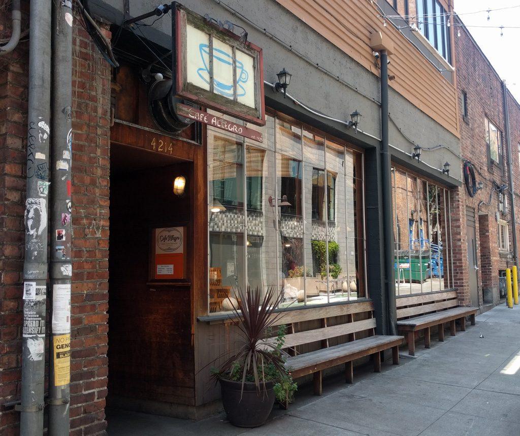 Cafe Allegro - Seattle