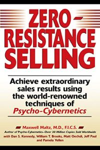 Zero Resistance Selling book cover
