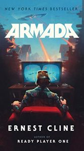 Book cover for Amada by Ernest Cline
