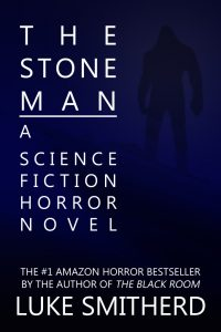 Book cover for The Stone Man by Luke Smitherd