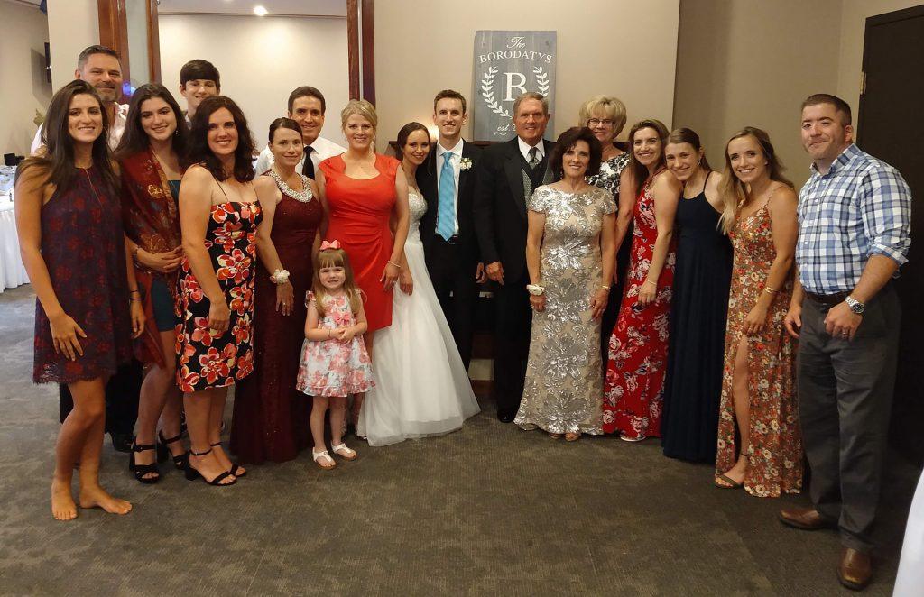 The Borodaty family