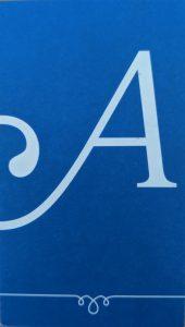 Ardiana San Francisco logo and business card