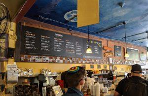 Inside Philz Coffee - Mission District
