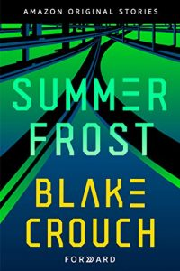 Book cover for Summer Frost by Blake Crouch
