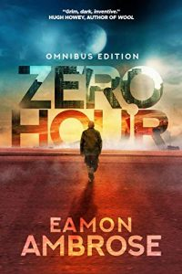 Book cover for Zero Hour by Eamon Ambrose