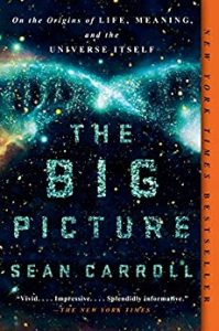 Book cover for The Big Picture by Sean Carroll