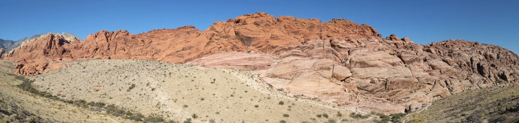 Calico Hills of Red Rock Canyon