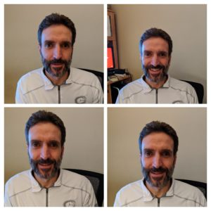 The 2019 beard collage for Gregg Borodaty