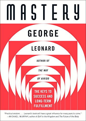 Book cover for Mastery by George Leonard