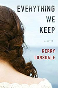 Book cover for Everything We Keep by Kerry Lonsdale