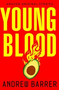 Book cover for Young Blood by Andrew Barrer