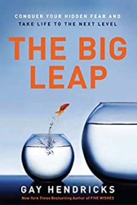 Book cover for The Big Leap by Gay Hendricks
