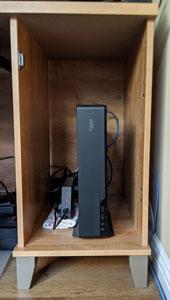 mini-ITX in desk