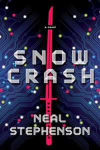 Book cover for Snow Crash by Neal Stephenson