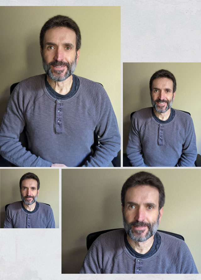 Gregg Borodaty - beard collage