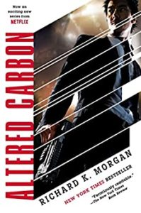 Book cover for Altered by RIchard K. Morgan